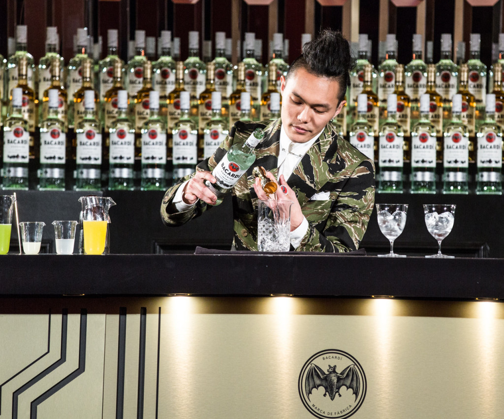 Победитель BACARDÍ LEGACY GLOBAL COCKTAIL COMPETITION 2016