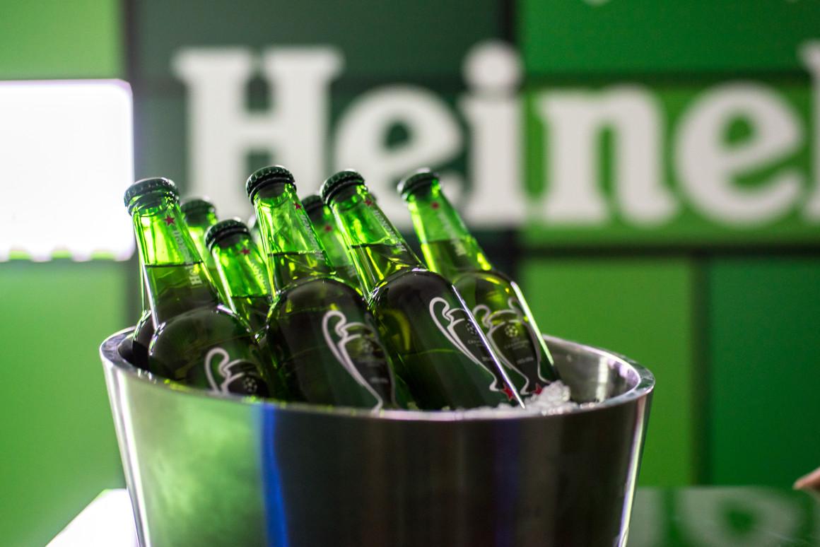 Heineken Skyroom