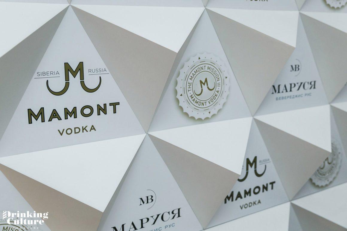 водка Mamont