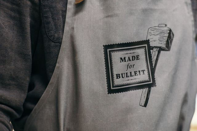 made for bulleit