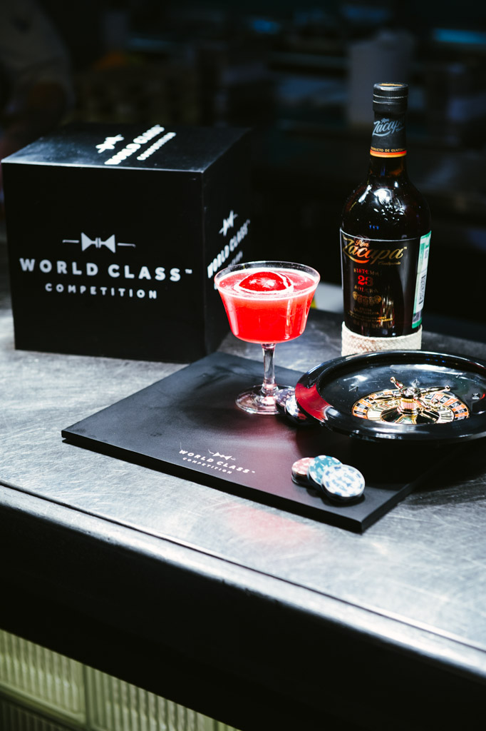 Diageo Reserve World Class