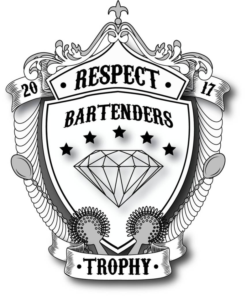 Respect Bartenders Trophy