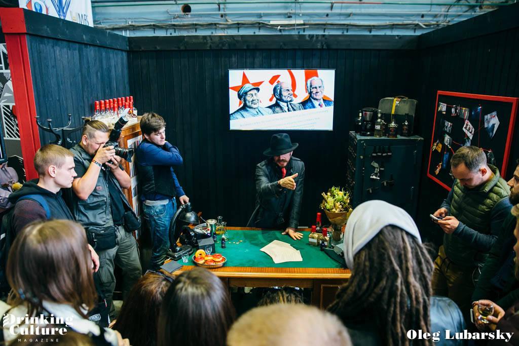 Moscow bar show в Санкт-Петербурге