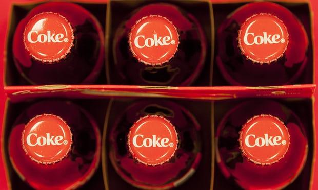 Алкогольный напиток от Coca-Cola