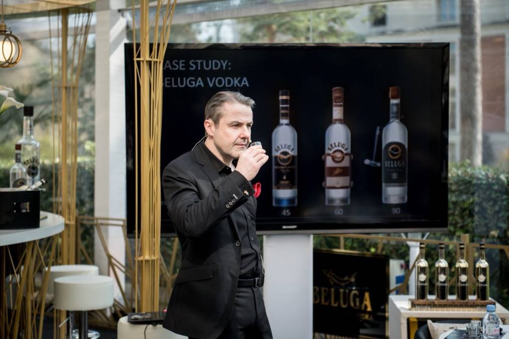 philip duff, beluga vodka