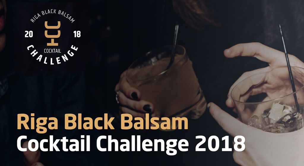 iga Black Balsam Cocktail Challenge