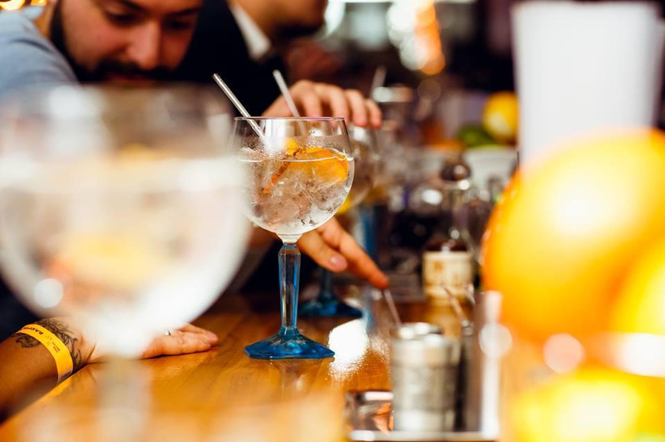 ночь баров