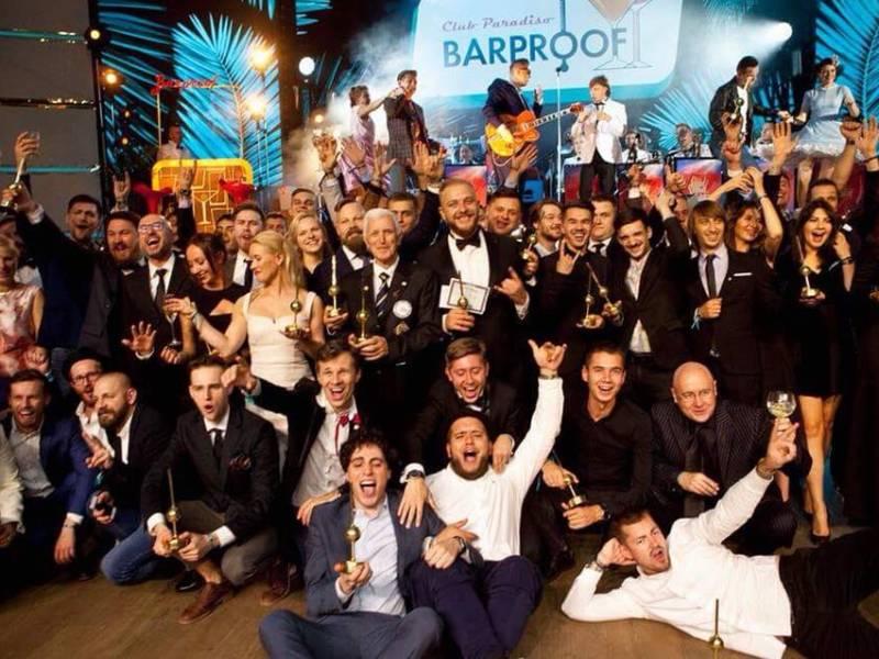 Победители Barproof Awards 2018