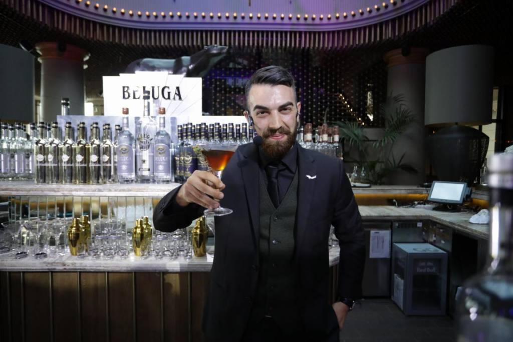 Лучший бармен