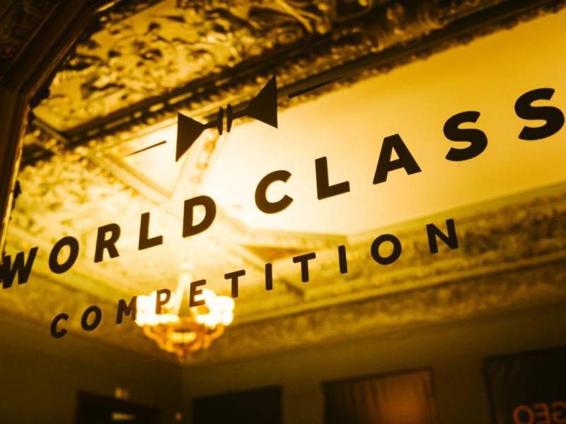 Diageo Reserve World Class 2019