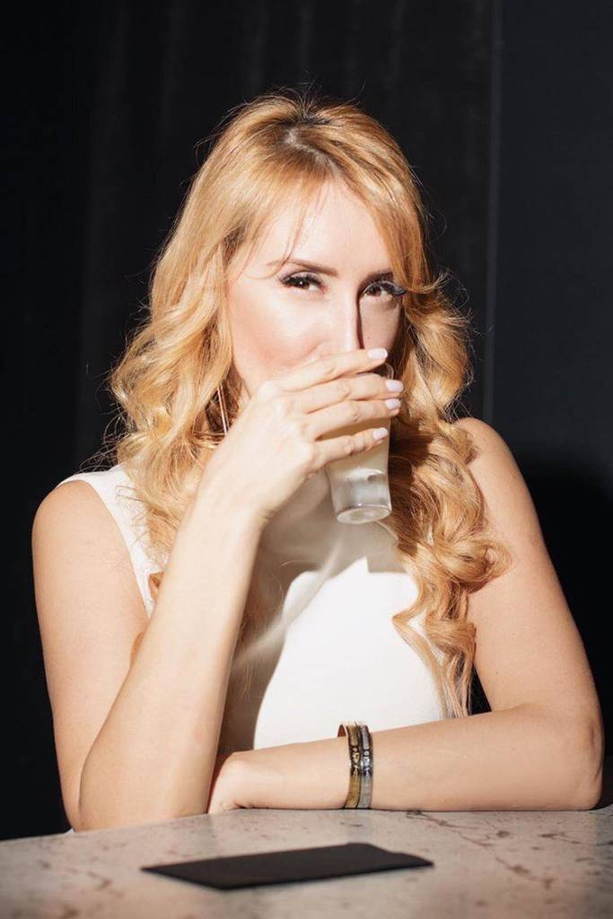 любимые напитки, эльвина риа