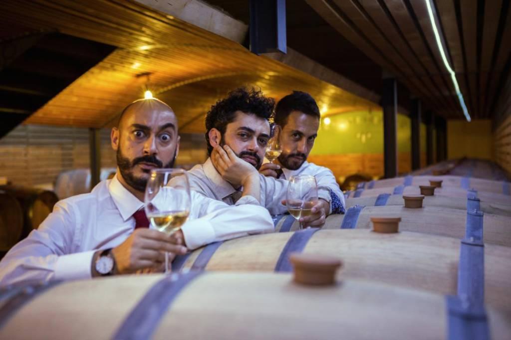 кино про вино