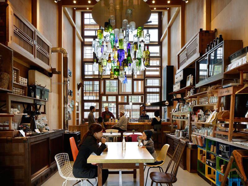 Японский бар