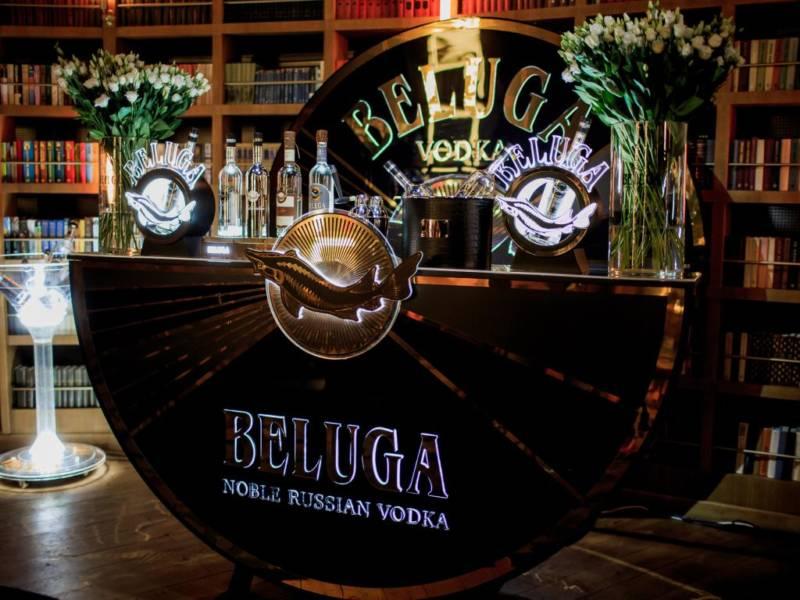 Beluga Signature Bartender School, DCW Magazine