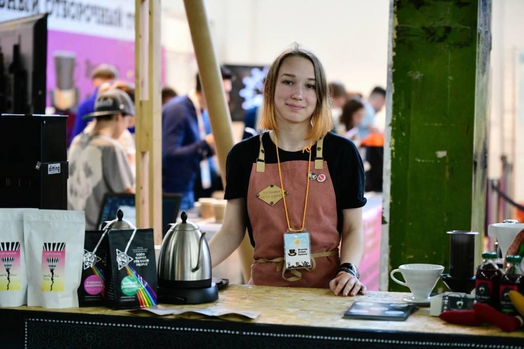 Moscow Coffee Festival 2019, кофе, соревнование бариста, russian coffee cup