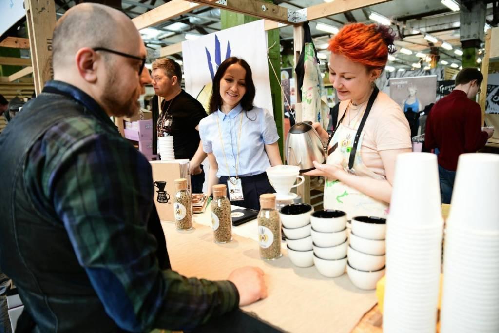 Moscow Coffee Festival 2019, кофе, фестиваль кофе