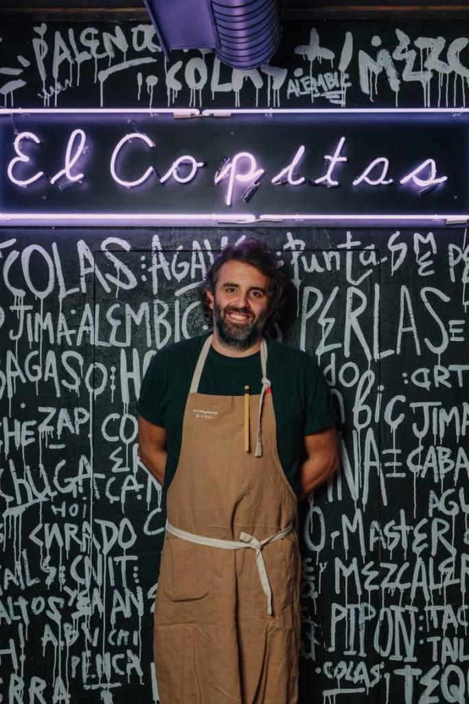 El Copitas bar, дело жизни, Byrdi, бармен