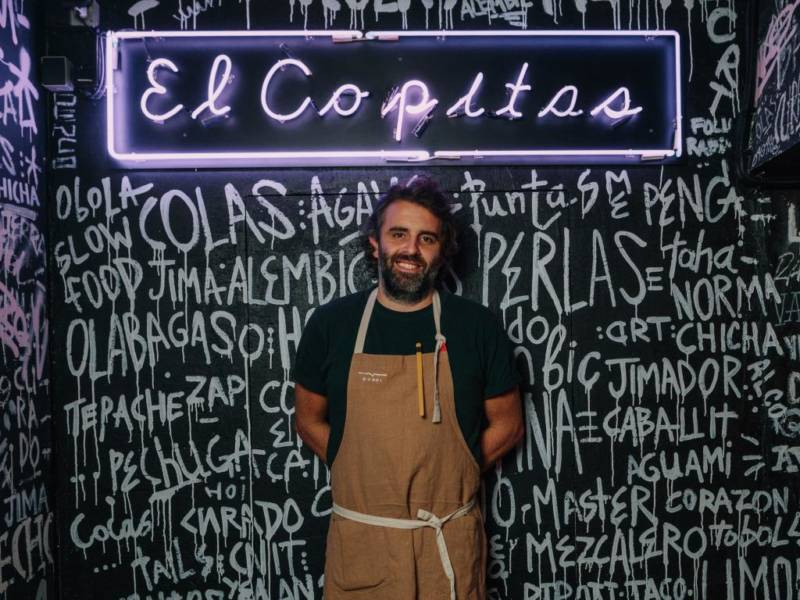 El Copitas bar, lifework, Byrdi, Luke Whearty, barman