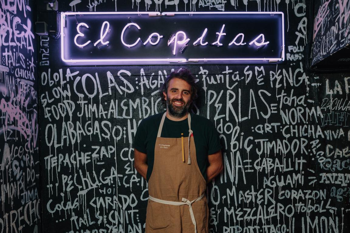 El Copitas bar, дело жизни, Byrdi, Люк Уирти, бармен