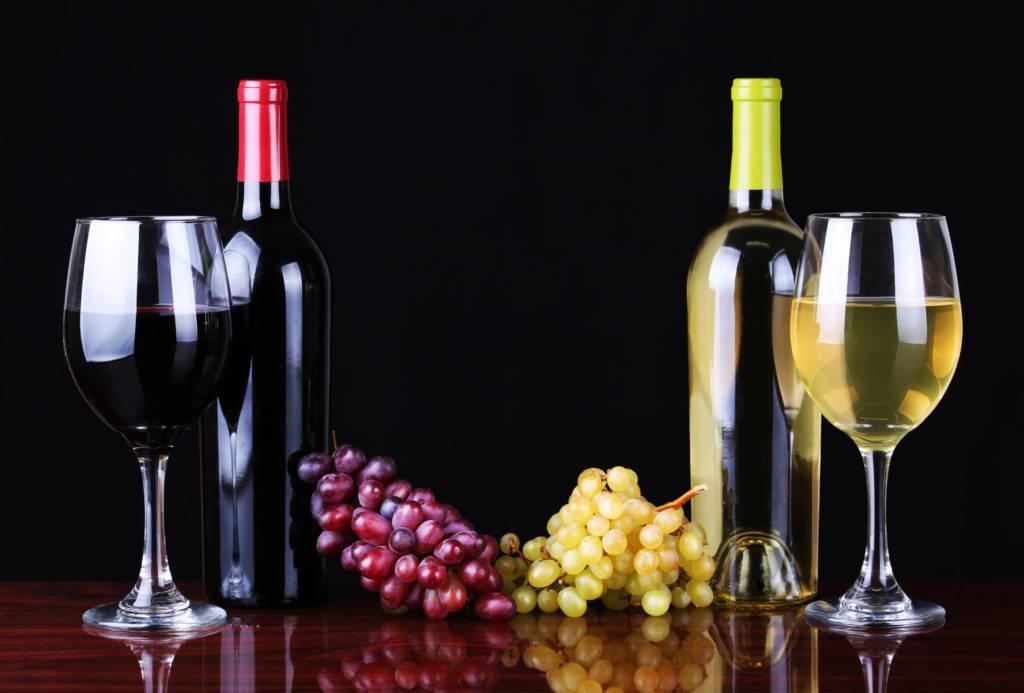 как выбрать вино, хорошее вино, белое вино, красное вино