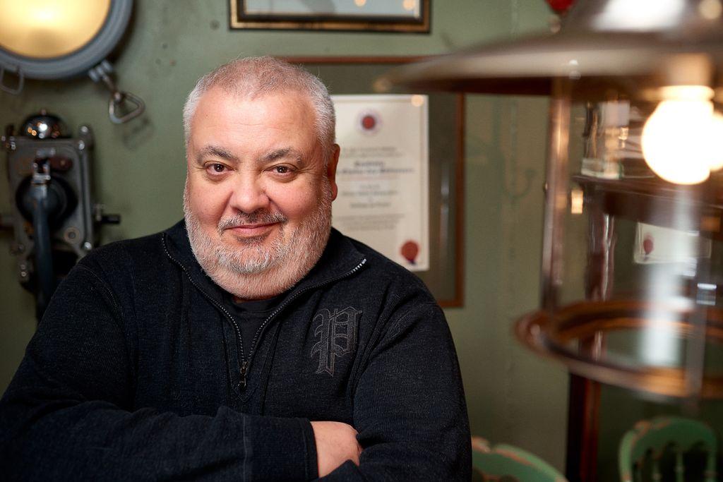 игорь мельцер, ресторатор, етров-водкин