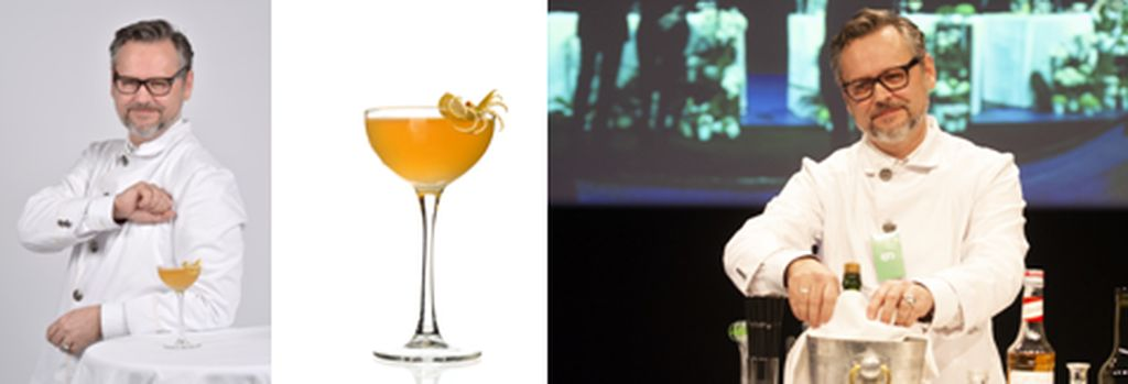 барный конкурс, коктейль, кальвадос, calvados