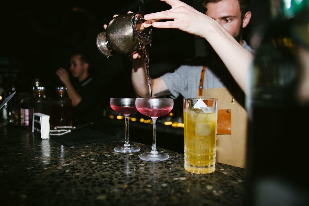 Diageo Reserve, World Class Bootcamp, барный фестиваль, на Патриарших, лучшие бармены