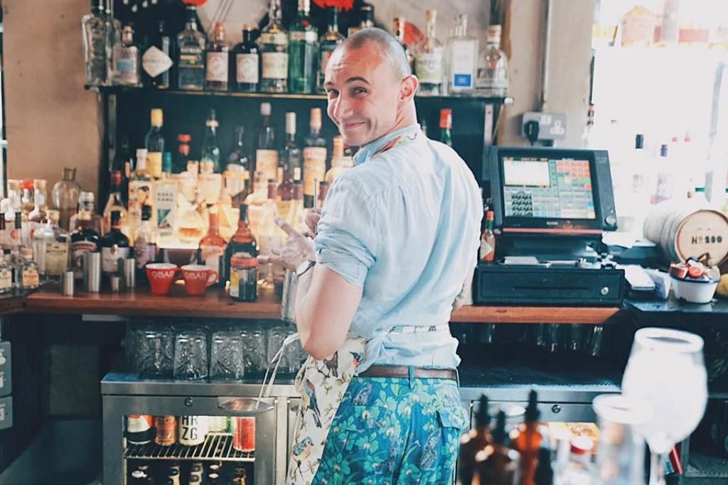 реми саваж, remi savage, креативный бармен, Artesian