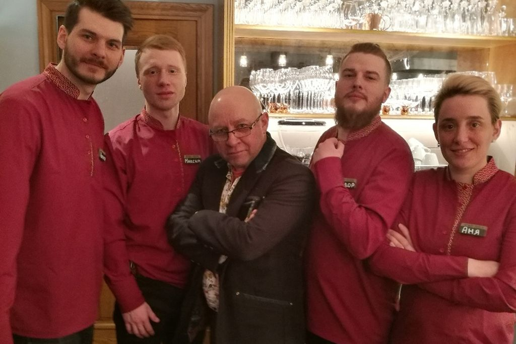Petrov-Vodkin, Russia, Russian restaurant, restaurant, Saint-Petersburg, Russian cuisine