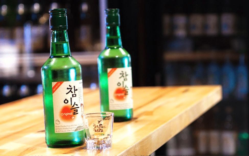 корейский алкоголь