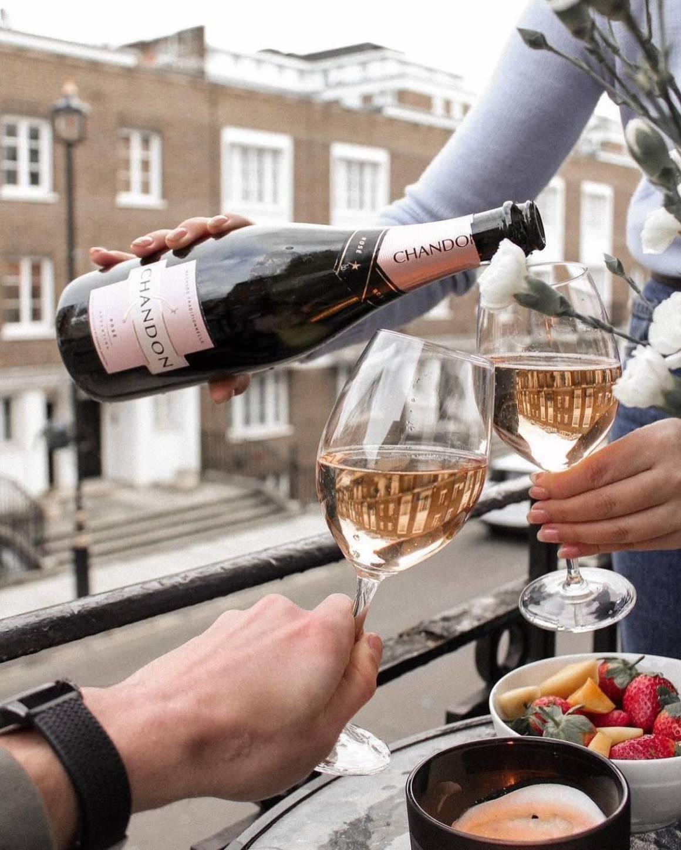 chandon rose, розэ, розовое шампанское, игристое вино, moet chandon, усачёвский рынок, фестиваль шампанского