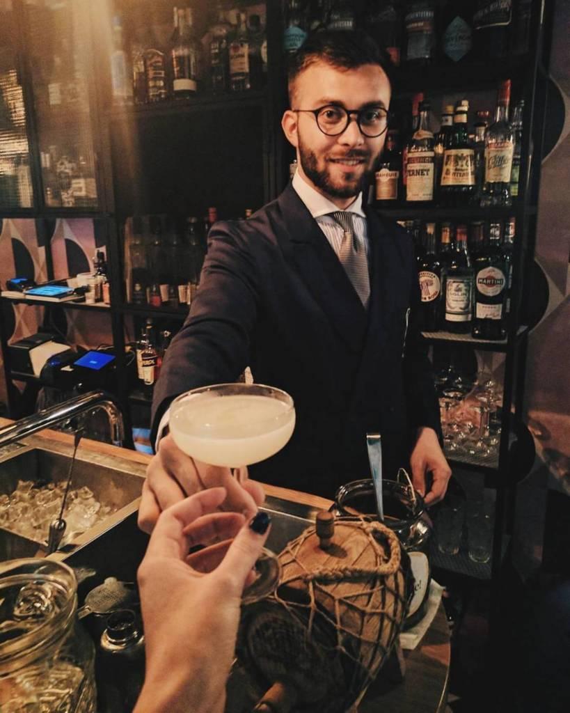Moscow Bar Show, Арина Никольская, барная культура, коктейль