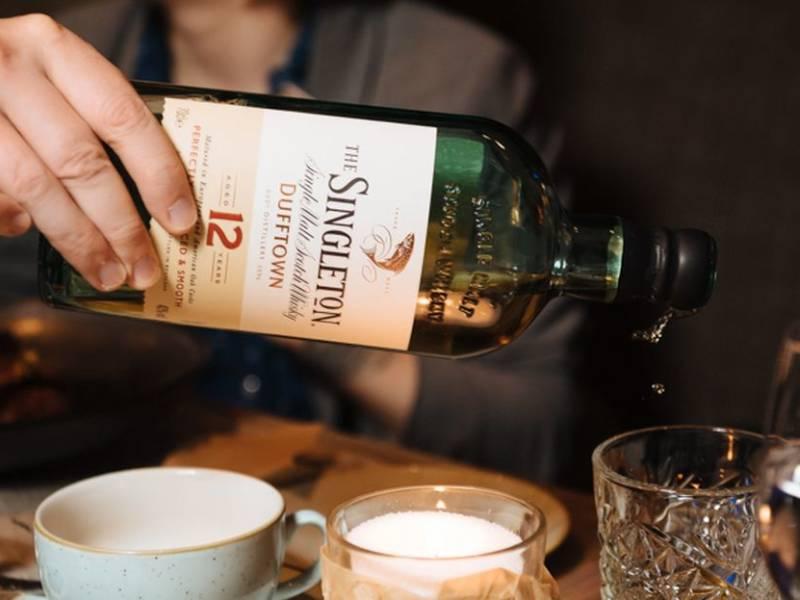 singleton, виски, односолодовый виски, the singleton tastes, фудпейринг