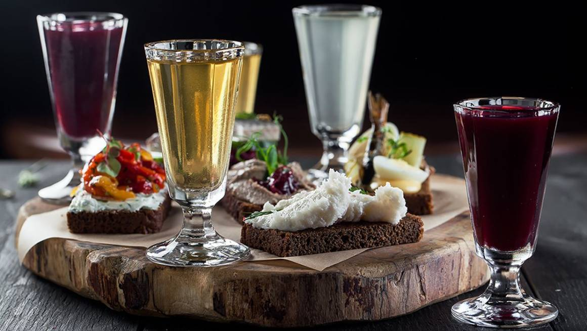 vodka, russian cuisine