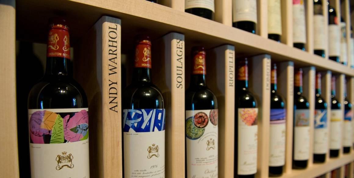 simplewine, винотека, открытие, винная этикетка, искусство и этикетка, винный эксперт, шато муто ротшильд