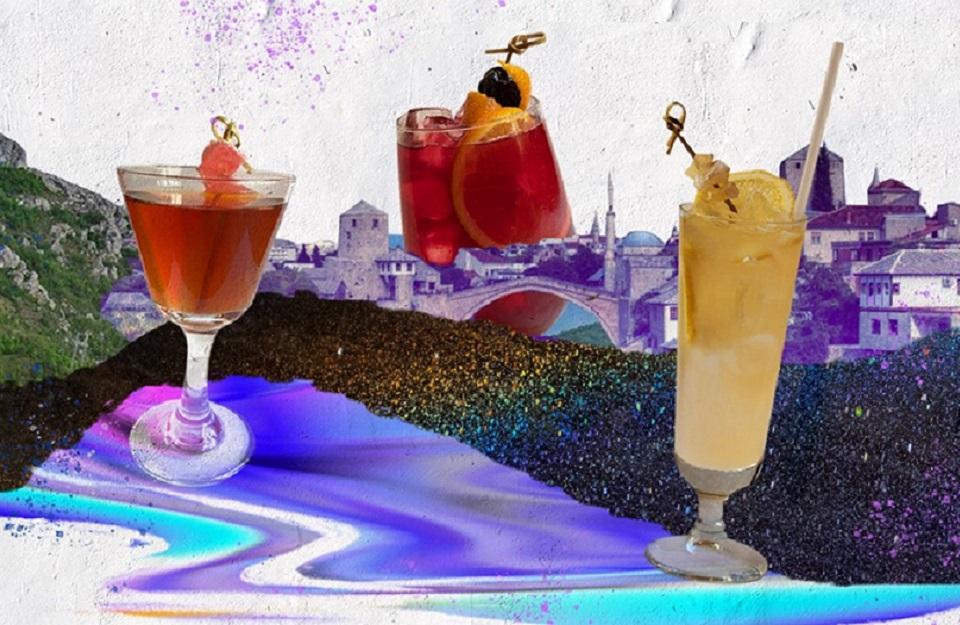 ресторан гужва, бар, коктейль, сербский алкоголь