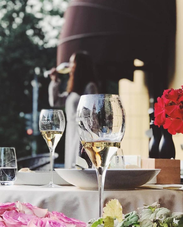 летние веранды, летние террасы, вино на веранде, игристое
