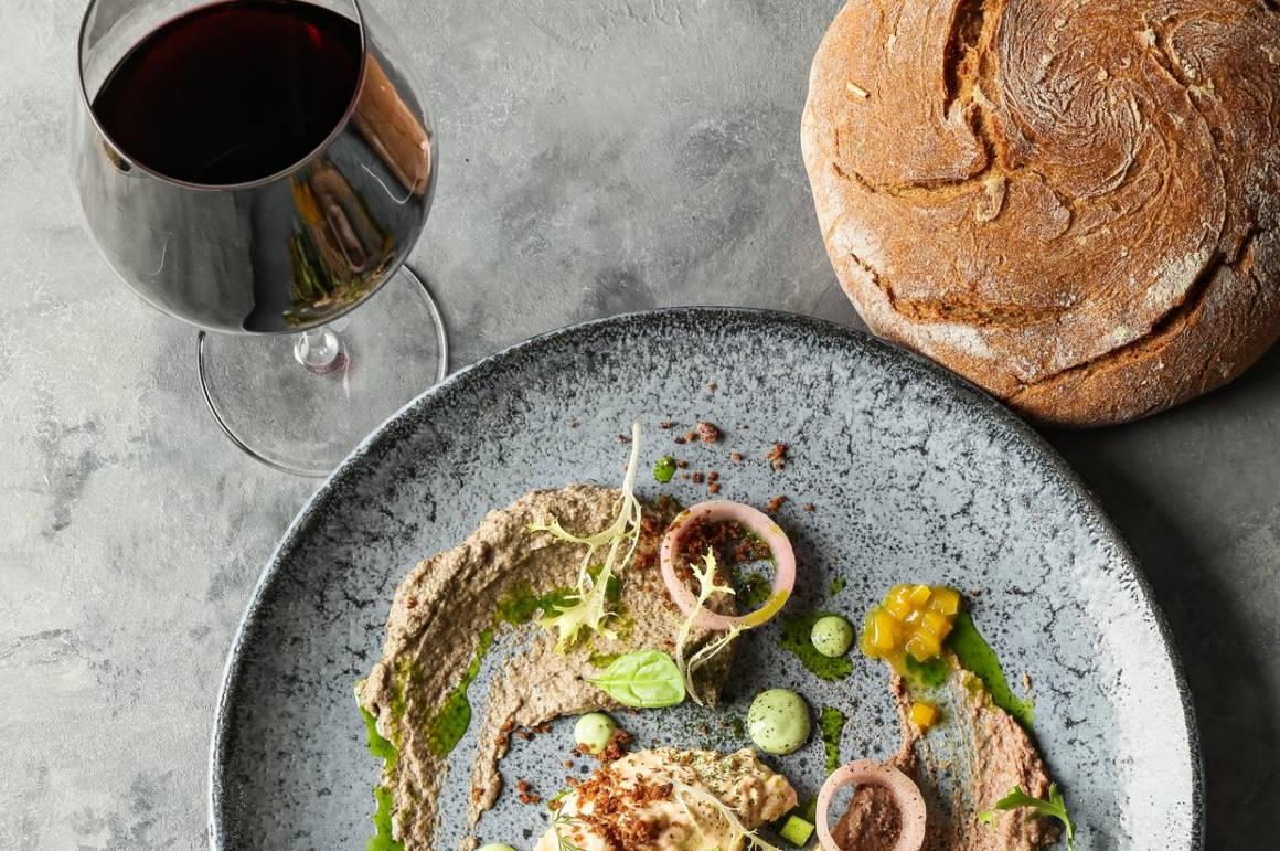 винодельня 1, винный бар, вино и морепродукты
