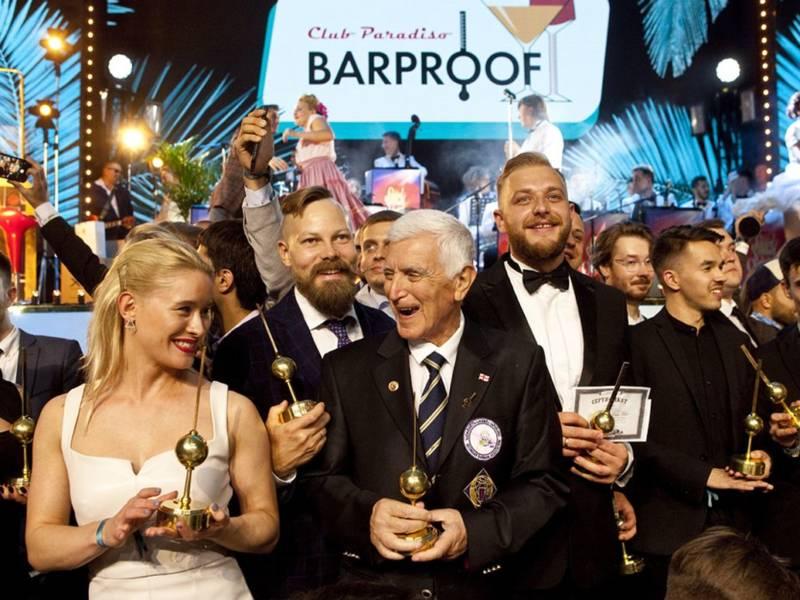 barproof awards, лучшие бары, лучшие бармены, барная премия