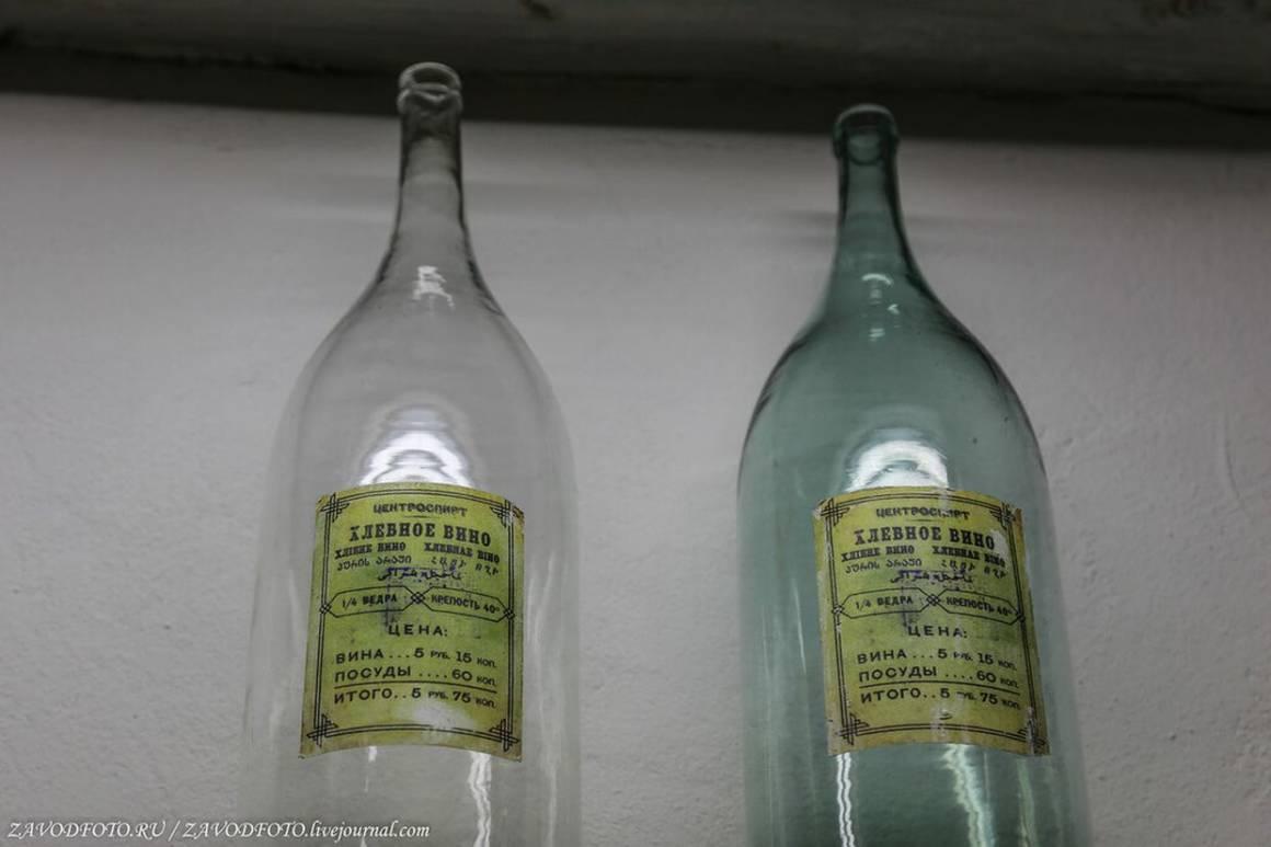 полугар, хлебное вино, музей аптечного дела