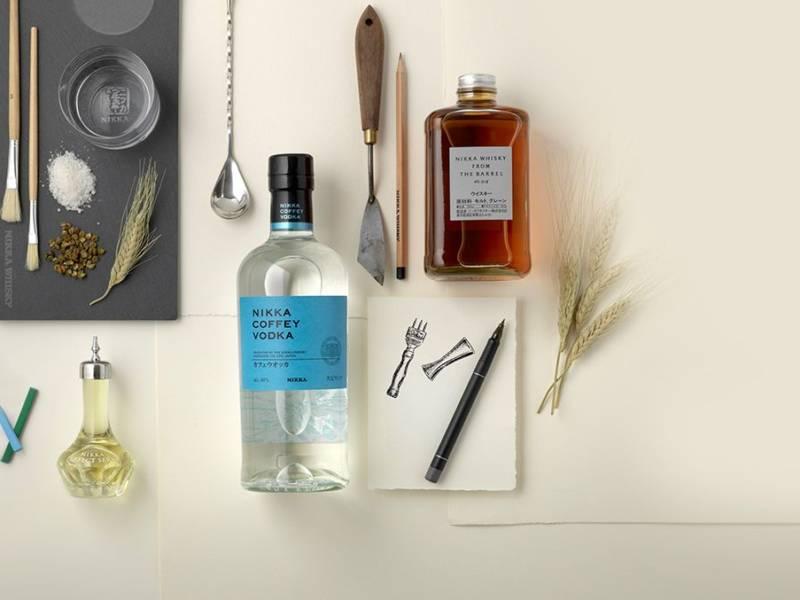 барменский конкурс, барный конкурс, perfect serve, конкурс для барменов, nikka whiskey, японский виски, барная каллиграфия