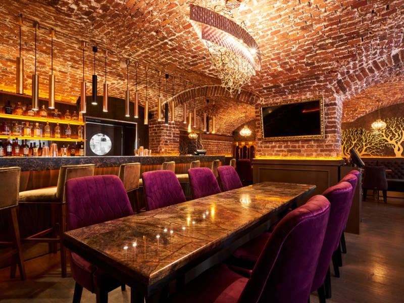 Whitley Neill Bar & Kitchen, новый бар, куда пойти в Петербурге
