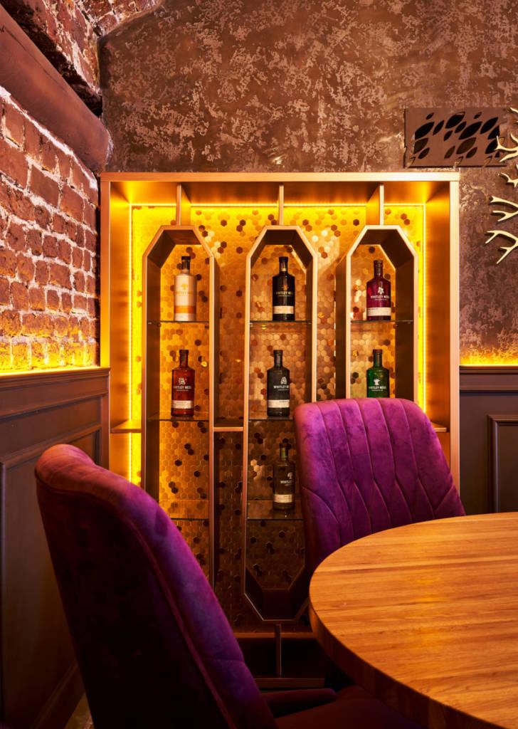 Whitley Neill Bar & Kitchen, новый бар, куда пойти в Петербурге, джин, где выпить джин в Петербурге
