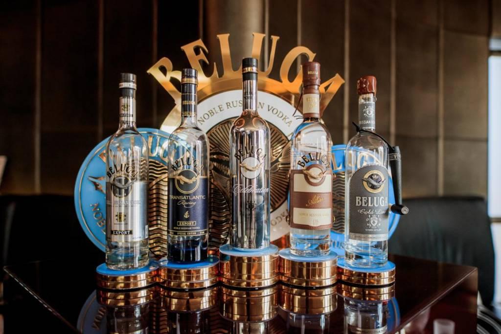 глобальный амбассадор, международный барный конкурс, beluga signature, beluga, russian vodka, бутылки водки