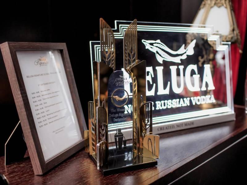 глобальный амбассадор, международный барный конкурс, beluga signature, beluga