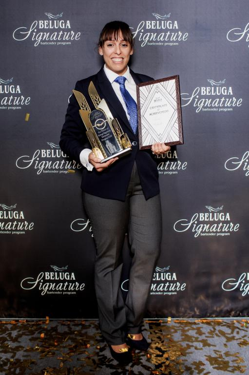 Global Ambassador, international bartender competition, beluga signature, beluga
