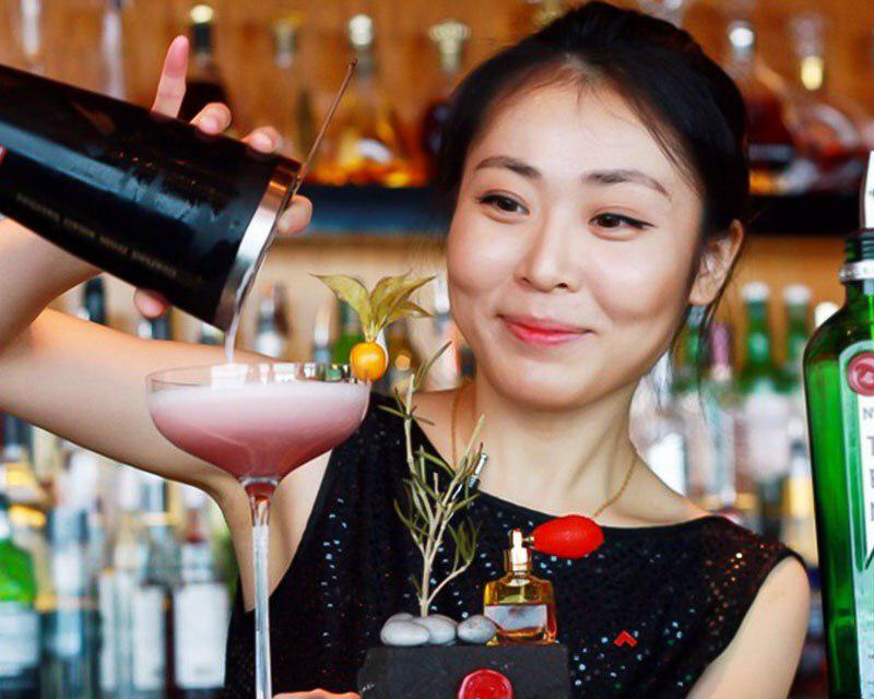 лучший бармен мира, diageo reserve world class