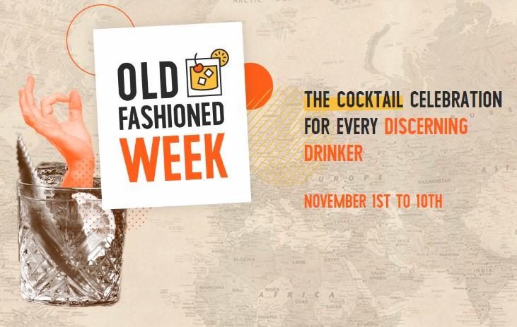 Old fashioned week, коктейль Old fashioned