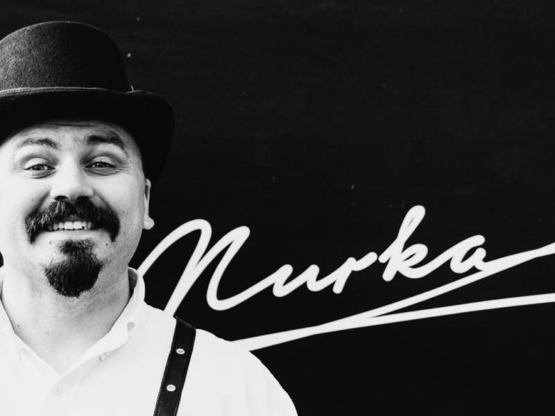 Mr Murka, russian aprons, Мистер Мурка, фартуки для барменов