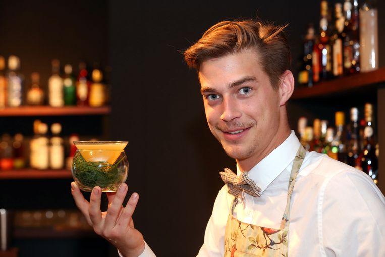 Ran van Ongevalle, лучшие бармены мира, классический бокал, Libbey, красивые бокалы, бокал для бара, барное стекло